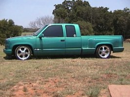 sprttrks 1995 Chevy C/K 1500 photo thumbnail
