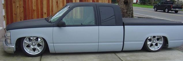 Tuknkromes 1998 Chevy Full Size P/U photo