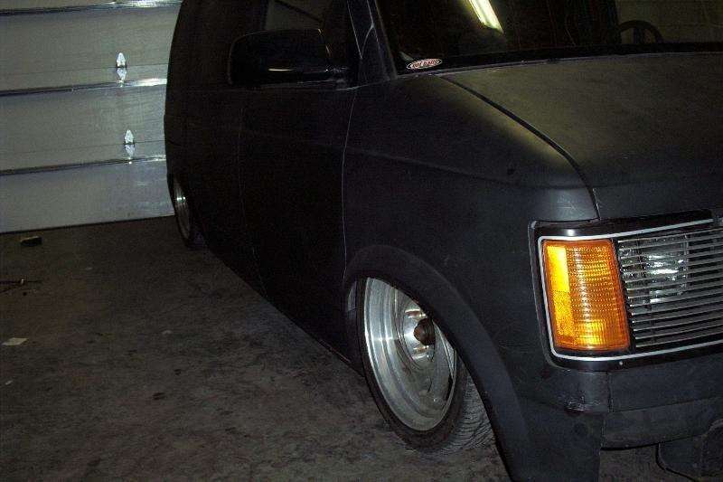 S10SLAMs 1991 Chevy Astro Van photo