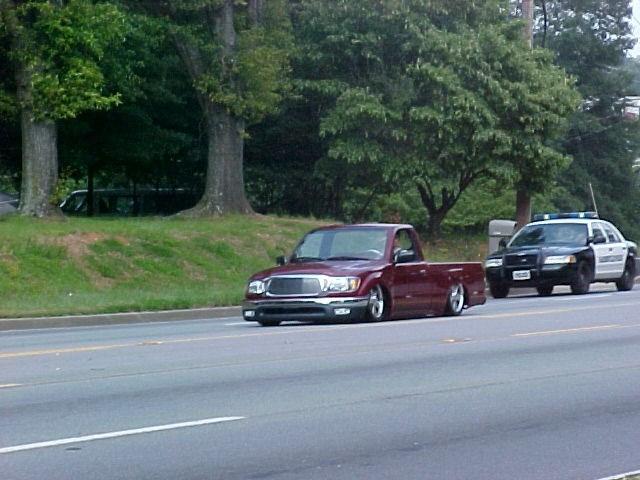 DW WERKSs 1997 Toyota Tacoma 2wd photo
