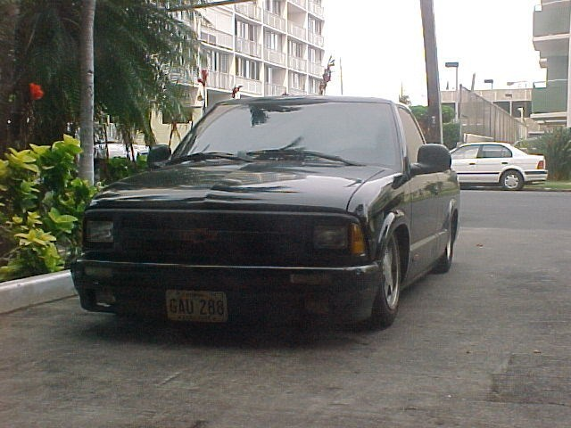 FTCs 1994 Chevy S-10 photo