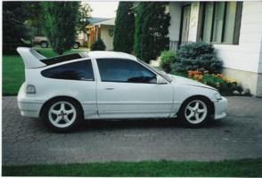 Bill69s 1988 Honda CRX photo thumbnail