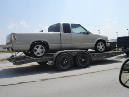 AnotherPewterS10s 2000 Chevy S-10 photo thumbnail