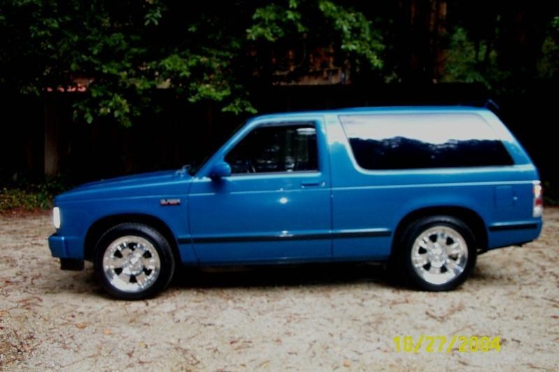 FRITZTHECATs 1990 Chevy S-10 Blazer photo