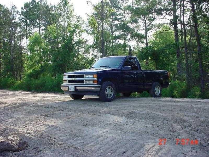 bowtieon20ss 1998 Chevy Full Size P/U photo