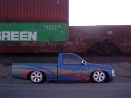 dragggns 1987 Nissan Hard Body photo thumbnail
