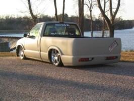 bagged99dizimes 1999 Chevy S-10 photo thumbnail