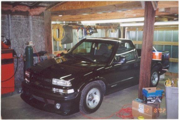 travis98s10s 1998 Chevy S-10 photo