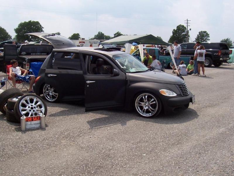 bigryans 2001 Chrysler PT Cruiser photo