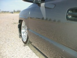 PHARCYDE SGTs 2001 Chevy C/K 1500 photo thumbnail