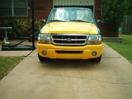 TRUKBLDRs 1998 Ford Ranger photo thumbnail