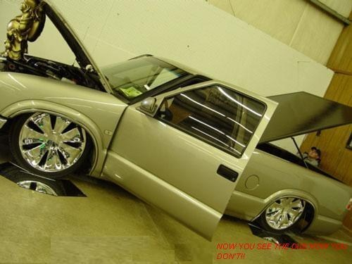 DUBS MINIS CAN HAVEs 2000 Chevy S-10 photo