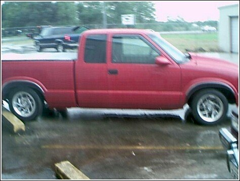 buttermans 1994 Chevy S-10 photo