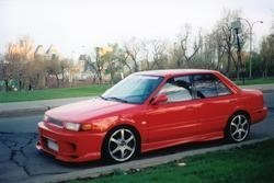 timmy2Lows 1990 Mazda Protege photo thumbnail
