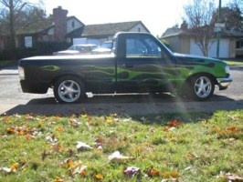 916minis 1994 Ford Ranger photo thumbnail