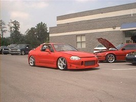 SlammedSOL93s 1993 Honda Del Sol photo thumbnail