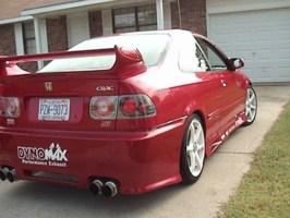 ta4browns 2000 Honda Civic SI photo thumbnail