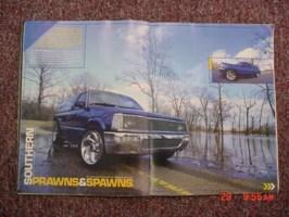 Fastbagmazs 1993 Mazda B2200 photo thumbnail