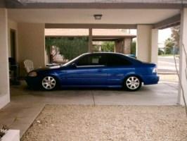princessheather2002s 1999 Honda Civic SI photo thumbnail