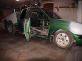 slowmas 1998 Nissan Frontier photo thumbnail