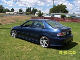 thedropzones 1993 Honda Civic photo thumbnail