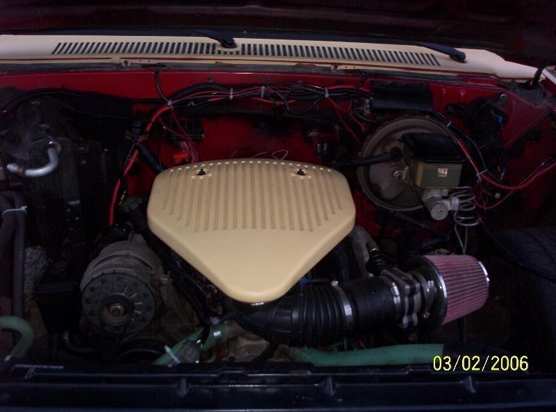 86REDs 1986 Chevy C/K 1500 photo