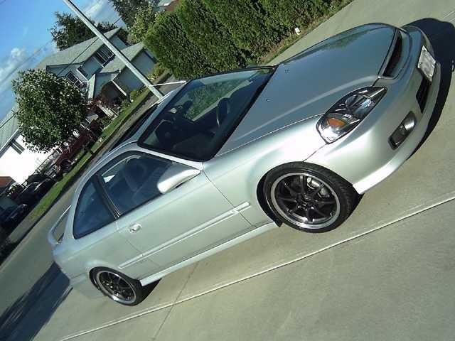 overlimits 2000 Honda Civic SI photo