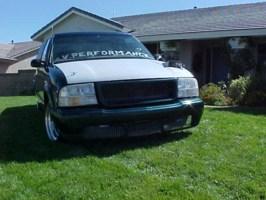 xdragginframexs 1998 GMC Sonoma photo thumbnail