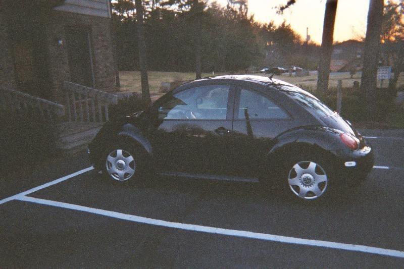 Tinkerbells 1998 Volkswagen Bug photo