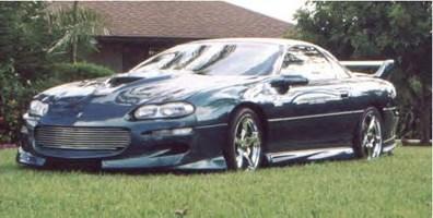 BlazeD N KunfuzDs 1999 Chevy Camaro photo thumbnail