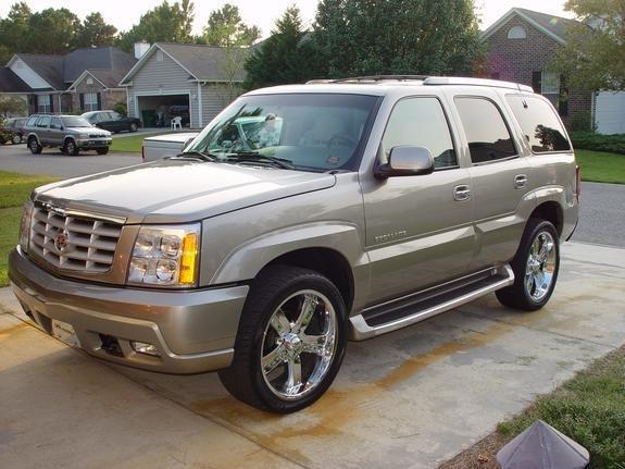 wiczman14s 2002 Cadillac Escalade photo