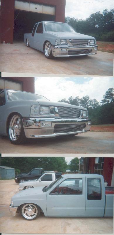 izudropped90s 1990 Toyota Pickup photo