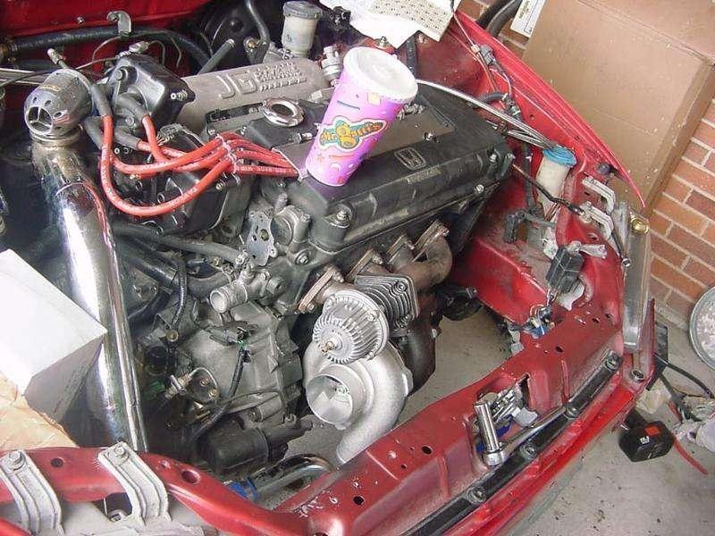 fxCUSTUMZs 1994 Honda Civic SI photo