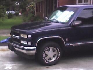 Curiouswaters 1996 Chevrolet Silverado photo