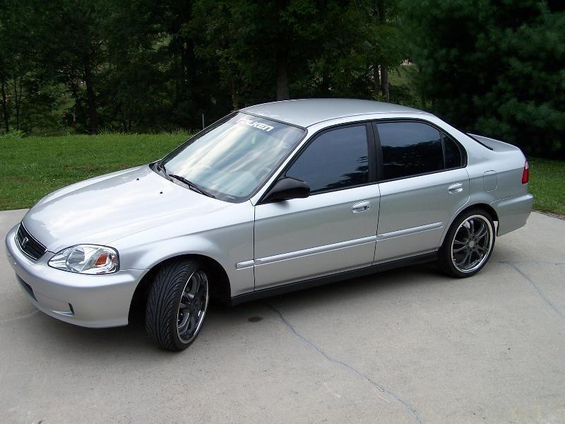 99hondagrls 1999 Honda Civic photo