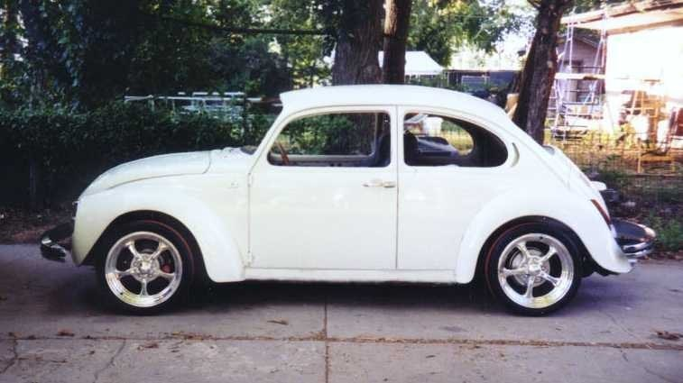 ponchos 1974 Volkswagen Bug photo