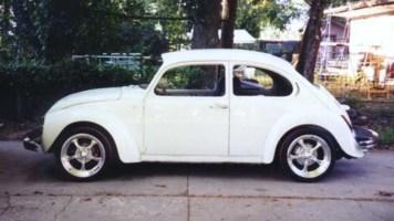 ponchos 1974 Volkswagen Bug photo thumbnail