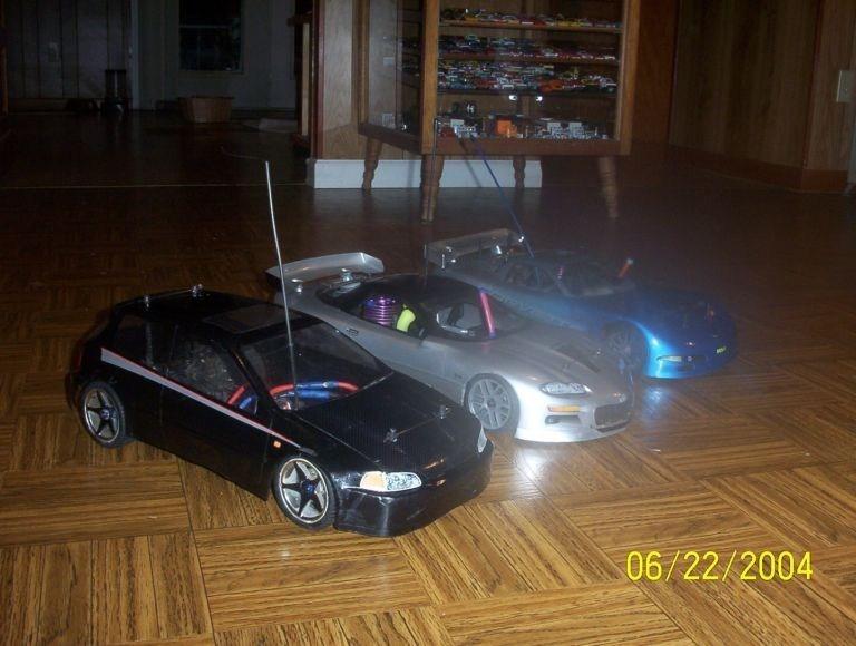 "Civic Teks 2001 Scale-Models ""Toys"" photo"