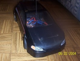 """Civic Teks 2001 Scale-Models """"Toys"""" photo thumbnail"""