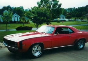 VThonkies 1969 Chevy Camaro photo thumbnail