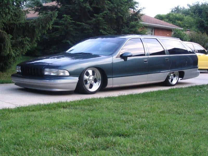 grocerygetters 1993 Chevrolet Caprice Wagon photo