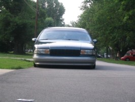 grocerygetters 1993 Chevrolet Caprice Wagon photo thumbnail
