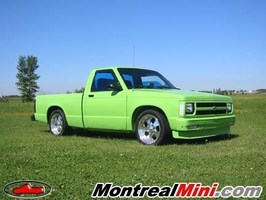 wages 1986 Chevy S-10 photo thumbnail