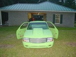 LayingBodyOn20ss 1990 Chevy S-10 photo thumbnail