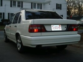 Jeepa1s 1996 Volvo V70 R AWD photo thumbnail