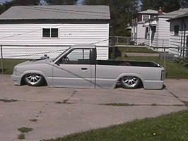 bodydroppedmazdas 1991 Mazda B2000 photo thumbnail