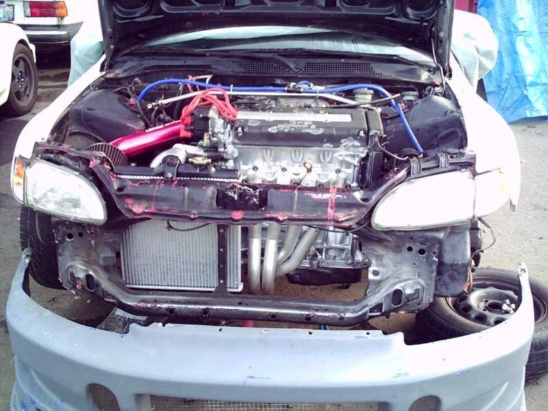 civichatchm3s 1993 Honda Civic Hatchback photo