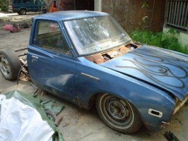 Raileds 1977 Datsun 620 P/U photo thumbnail
