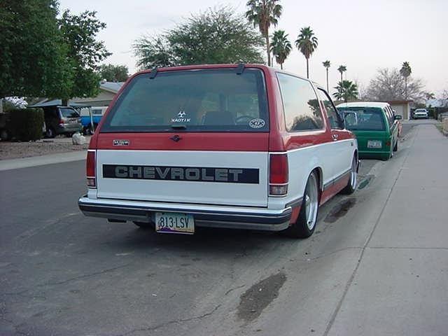 slammedblazers 1989 Chevy S-10 Blazer photo