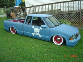 *nr* georgias 1995 Chevy S-10 photo thumbnail